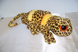 Spotted gecko Puppet by Cal Toy - $6.32