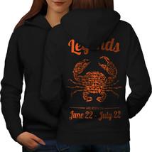 Best June July Birthday Sweatshirt Hoody  Women Hoodie Back - $21.99+