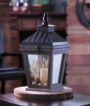 Bungalow Candle Lantern  10015422  SMC - $39.55