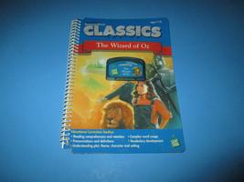 Leap Pad Pro Interactive Classics The Wizard of Oz Book & Cartridge - $5.00