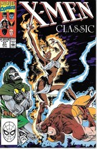 X-Men Classic Comic Book #51 Marvel Comics 1990 VERY FINE+ NEW UNREAD - $2.50
