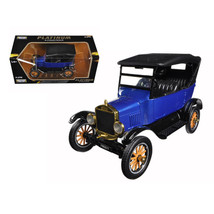 1925 Ford Model T Touring Blue 1/24 Diecast Model Car by Motormax 79319 - $34.69