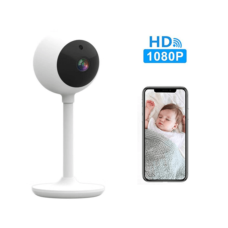 Primary image for 1080p Baby Monitor Mini IP Camera WIFI Camera CCTV Camera Alarm Notification