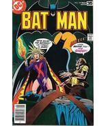Batman Comic Book #299, DC Comics 1978 VERY FINE/NEAR MINT - $21.20