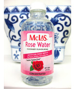 McLas Rose Water Culinary Flavoring 4 fl oz - $6.92