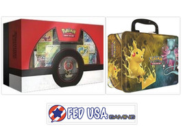 Pokémon TCG Shining Legends Ho-Oh Premium Collection & Collectors Chest Tin - $114.99