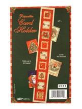 """CC Christmas Decor 144 Wall Hanging Poinsettia Christmas Card Holders 42"""" - $1.781,86 MXN"""