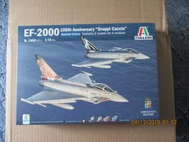 Italeri 1/72 EF-2000 100th Anniversary Gruppi Caccia  - $28.99