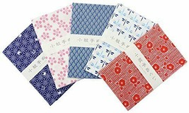 *Miyamoto towel set Komon towel basic pattern A 5-Pack 33 × 90cm 33013 - $19.48