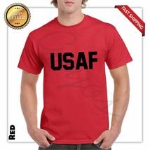 USAF Printed Men's Graphic T-Shirt - $9.89+