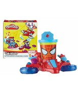 Play-Doh Can Heads Marvel Captain America Spiderman And Venom Triple Pack - $24.39
