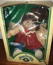 Vtg Cabbage Patch Kids Jesmar Doll Spain Spanish In Box W Certificate 1984  - $99.99