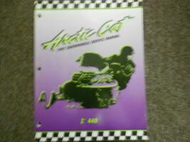 2011 arctic cat 450xc 450 xc atv workshop service repair manual