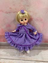 "Madame Alexander Kin 8"" Inch Doll Dress Handmade - $32.00"