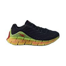 Reebok Zig Kinetica Big Kids' Running Shoes Black-Solar Yellow-Red fw7146 - $54.75