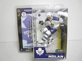 MCFARLANE SPORTS FIGURE- TORONTO MAPLE LEAFS DWEN NOLAN- BRAND NEW- L211 - $5.92