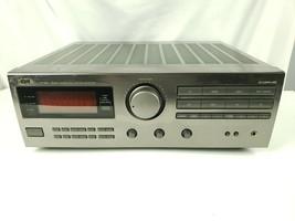 JVC RX-715VTN DIGITAL SURROUND SYSTEM AM/FM Tuner Vcr Phono Cd Tv Output... - $79.11