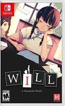 WILL: A Wonderful World - Nintendo Switch [video game] - $80.05