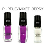 Two if by Scent Collection Purple/Mixed Berry Scented Nail Polish - $7.00