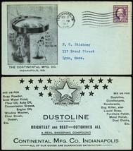 "Dustoline Continental ""Brooms"" F & B Advertising Cover - Stuart Katz - $65.00"