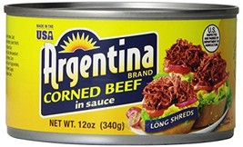 Argentina Corned Beef, 12 Ounce - $14.09