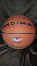 Vintage Ralph Lauren Polo Sport Rawlings Basketball USA RL Flag Rare - $45.00