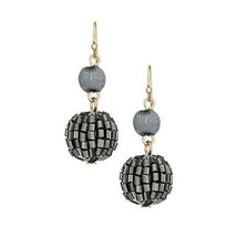 Avon Cafe Chic Drop Earrings - $12.87