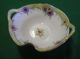 Beautiful NIPPON Deep Dish Floral Design w/ Handles....................SALE - $9.70