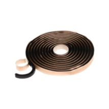 "3/8"" x 10' Round Butyl Tape Roll Auto Glass Adhesive Soft Seal - $18.76"