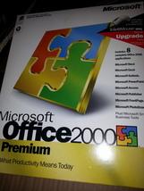 Windows Office 2000 Premium Upgrade - $85.00