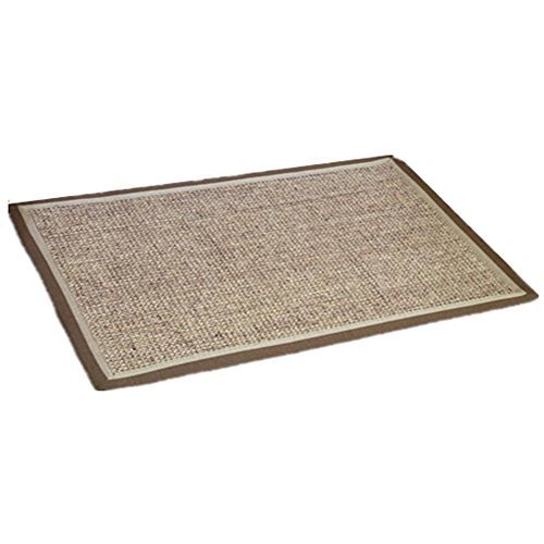George Jimmy Flax Entrance Carpet High Durability Straw Home Mats