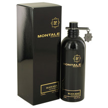 Montale Black Aoud by Montale Eau De Parfum Spray (Unisex) 3.4 oz for Women - $137.95