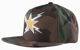 Hall of Fame Boulons Réglable Camouflage Vert O/S Chasse Casquette Chapeau Mode
