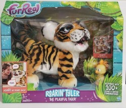 New Hasbro FurReal Roarin' Tyler The Playful Tiger Interactive Plush Toy... - $188.09