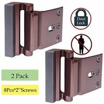 Reinforcement Lock,Child Proof Door Lock, Home Security Lock for Inward ... - $28.58