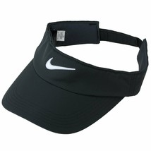 NEW! Nike Golf Tech Visor-Black/White - $44.43