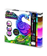 THE ORB FACTORY HI-DEF CREATION COLORING SYSTEM 63 PIECE MULTIPLE COLORS... - $13.36
