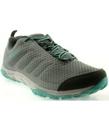 COLUMBIA PRESCOTT POINT TECHLITE WOMEN'S GREY TRAIL HIKING SHOES, YL5353... - $59.49