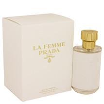 Prada La Femme 1.7 Oz Eau De Parfum Spray image 1
