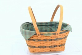 Longaberger 1996 Traditions Collection Community Basket Protector Liner ... - $39.60