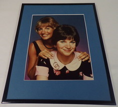 Laverne & Shirley Penny Marshall Cindy Williams Framed 11x14 Photo Display  - $22.55