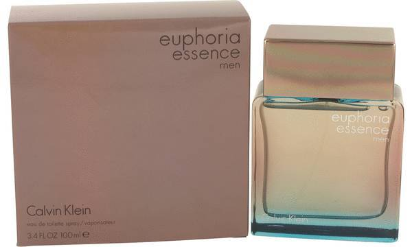 Calvin Klein Euphoria Essence 3.4 Oz Eau De Toilette Cologne Spray