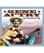 Last Round Up [Audio CD] Autry, Gene - $5.20