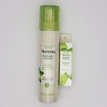 Aveeno Positively Radiant Hydrating Micellar Gel Face Wash & Infusion drops - $14.73