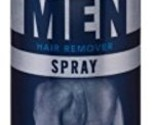 Nair For Men Hair Remover Spray 6 oz  Pack of 6