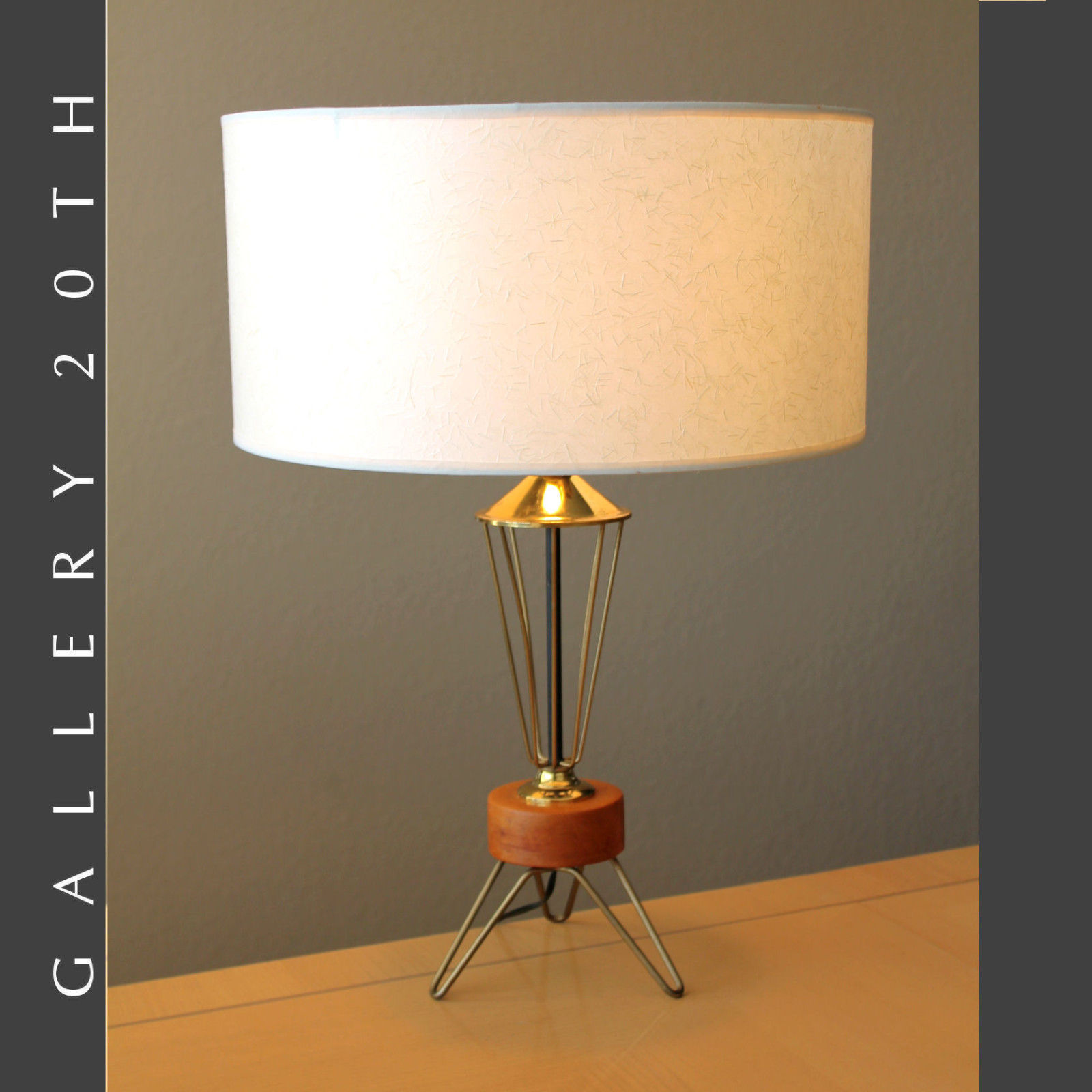 Mid Century Nightstand Lamps Marvelous House