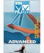 Winsor Pilates Power Sculpting Advanced (DVD, Brand New) - $6.23