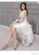 High low party Dress  at Bling Brides Bouquet online bridal store image 4