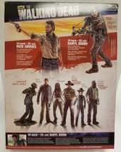 """Walking Dead Daryl Dixon 10"""" McFarlane Deluxe Survivor Edition Bloody Va... - $39.99"""