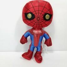 "Funko Plushies Marvel Universe 8.5"" Spider-Man Plush Stuffed Animal Shin... - $18.80"